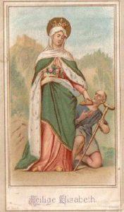 http://ecclesiaeveritas.net/index.php?title=Datei:HeiligeElisabeth.jpg Heilige Elisabeth Q: Schreibmans Kultbilder mit freundlicher Erlaubnis
